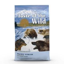 Taste of the Wild Pacific Stream Canine con Salmón Ahumado 13,6 Kg