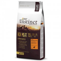 True Instinct High Meat Kitten Chicken 7 Kg