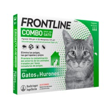 Frontline Combo Gato 6 Pipetas