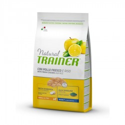 Natural Trainer Mini Adult Pollo 7 Kg