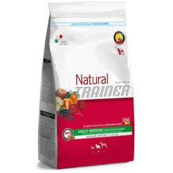 Natural Trainer Adult Medium Buey 12 Kg