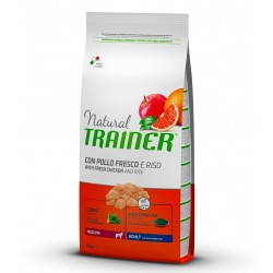 Natural Trainer Adult Medium Pollo 12 Kg
