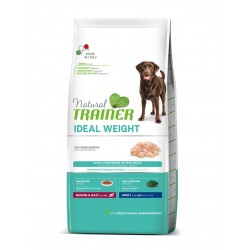 Natural Trainer Medium/Maxi Light Ideal Weight 12 Kg