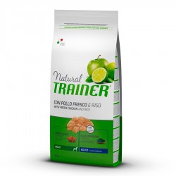 Natural Trainer Adult Maxi Pollo 12 Kg