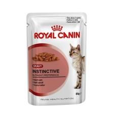 Royal Canin Instinctive Salsa comida húmeda 85 Gr