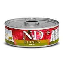 Farmina ND Cat Quinoa Urinary 80 Gr