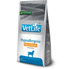 Farmina Vet Life Hypoallergenic Fish & Potato 2 Kg