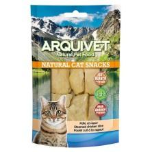 Arquivet Snack Gato Pollo al Vapor 50 Gr
