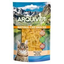 Arquivet Snack Gato Filetes de Atún 50 Gr