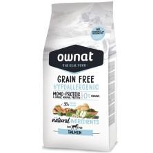 Ownat Hipoalergénico Grain Free Salmón 3 Kg