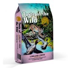 Taste Of The Wild Lowland Creek Feline 6,6 kg