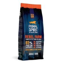 Primal Spirit 65% Rebel Farm 12 Kg