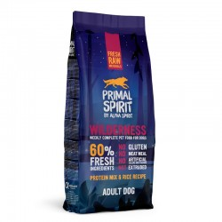 Primal Spirit 60% Wilderness 1 Kg