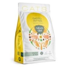 Natura Diet Cat Kitten Chicken 3 kg
